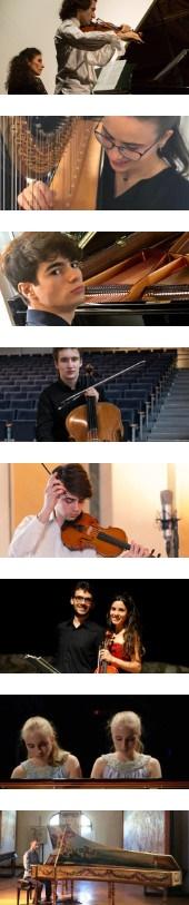 """Rassegna """"Domenica in musica"""" - 2020"""