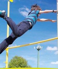 """Just Jump"" - Saltiamo nei parchi di Padova"