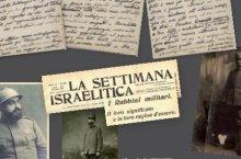 """Mostra fotografica """"1915-1918 Ebrei per l'Italia"""""""