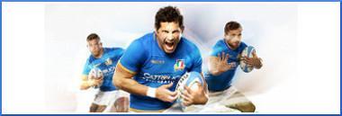 Partita di rugby Italia vs Australia anteprima