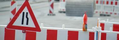 Lavori su strade 380 ant viabilità via cantiere fotolia