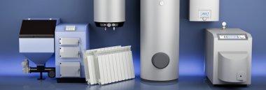 Impianti termici caldaia boiler scaldabagno 380 ant
