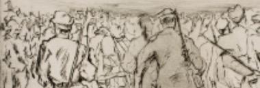 """Mostra """"La Grande Guerra attraverso l'opera incisa di Anselmo Bucci"""" 380ant"""