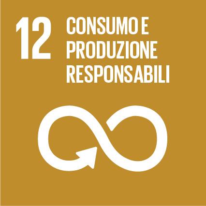 12 Consumo e produzione responsabili