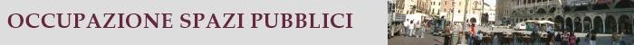 Padova aiuta Osap occupazione spazi pubblici