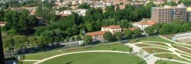Ambiente Padova parchi veduta 380 ant