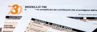730 Dichiarazione dei redditi tasse 380 ant fotolia 79176830