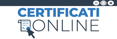 Certificati anagrafici e di stato civile online 380 ant