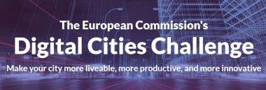"Programma ""Digital cities challenge"" 380 ant"